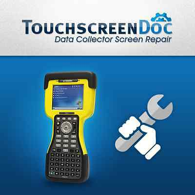 Spectra Precision Ranger X300500 - Lcd Touch Screen Replacement Repair Service