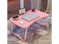 Pink Folding Table Desk *New*