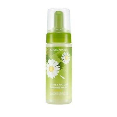 [Nature Republic] Bath & Nature Feminine Wash 150ml /Korea (Best Natural Feminine Wash)