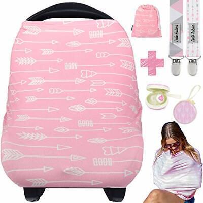 Dodo Babies Nursing Cover for Breastfeeding – Car seat Cover Nursing Scarf Br...