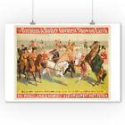 Equestrian Vintage Art Posters