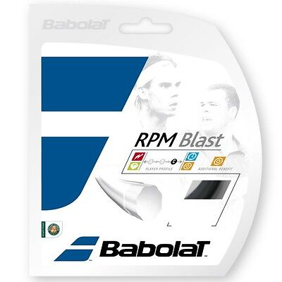 BABOLAT RPM Blast Tennis String | 16G | 40ft, used for sale  Fort Lauderdale