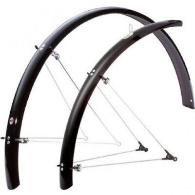 Oxford Bicyclette Cycle Vélo libération rapide Q//R Seat Bolt-Argent-SE938S