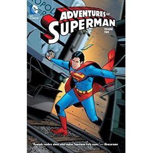 Adventures of Superman Volume 2 TP by JT Krul (Paperback, 2014)