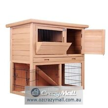 Pet Chicken Rabbit Wooden Enclosed Playroom Melbourne CBD Melbourne City Preview