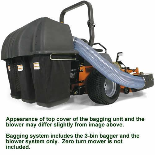 Zero Turn Bagger Yard Garden Amp Outdoor Living Ebay