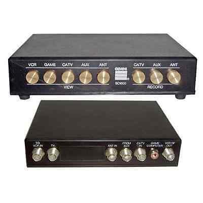 - Gemini 5-Input Video Switching Center   ( 94V004 )