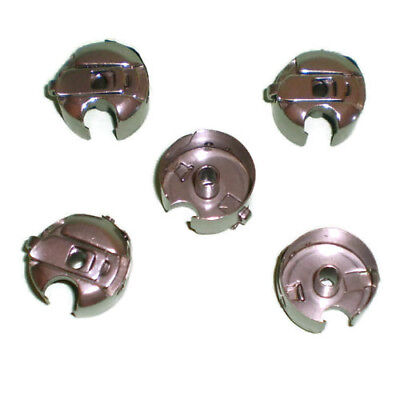 5 Pcs.. Industrial Sewing Machine Bobbin Case For Juki Consew Brother Singer