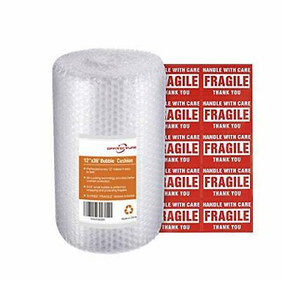 Offitecture Bubble Cushioning Wrap Roll, 300mm x 11m, Small Air Bubble and