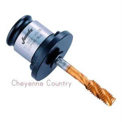 Jacobs Chuck 0065654 Din 376 Rigid Tap Collet 3 M36 28.0mm Shank 22.0mm Drive