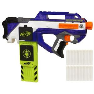 Nerf N-Strike Elite Rayven Cs-18 Blaster New