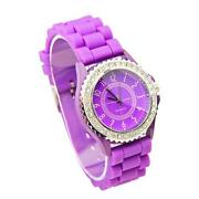 Ladies Purple Watch