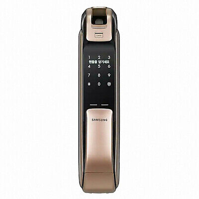 SAMSUNG SDS SHP-DP920 Push & Pull Digital Smart FingerPrint Bluetooth Door Lock