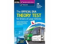 Hazard perception and Theory test, DVSA test, DVD-ROM / PC/ MAC