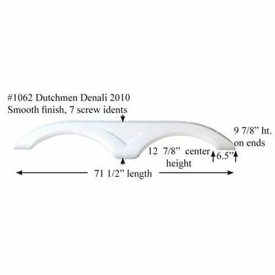 Dutchmen RV  Fender Skirt  FIBERGLASS  #1062 Black