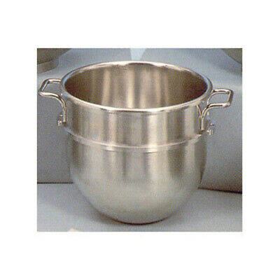 Stainless-steel 40 Qt Mixer Bowl For 60qt. 80qt. 140qt. Hobart Mixers