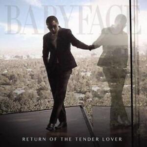 Return Of The Tender Lover von Babyface (2015), Neu OVP, CD