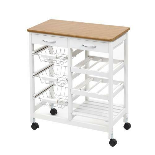 Kitchen Island Trolley Ebay