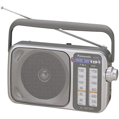 Panasonic RF-2400 AM/FM 2 Band Receiver Radio