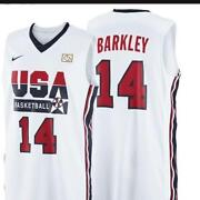 Authentic Charles Barkley Jersey