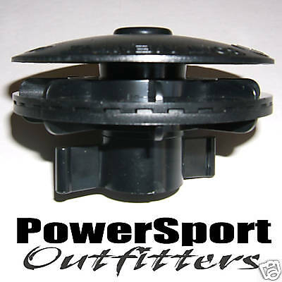 Black Boat Cover Pooling Pole Top - Boat Cover Vent - Boat Vent II - Boat Vent 2