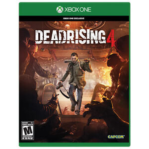 Dead Rising 4 - Xbox One - New / Sealed