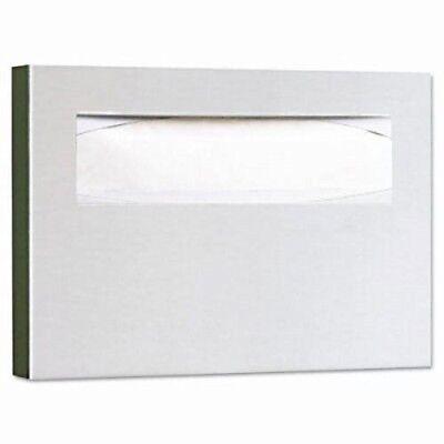Satin Stainless Steel Toilet Seat-cover Dispenser Each Bob 221