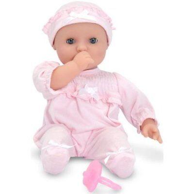 sMELISSA AND DOUG JENNA BABY DOLL XMAS GIFT GIRLS CUTE PRETEND HOT BEST USA