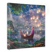 Thomas Kinkade Disney Canvas Wrap