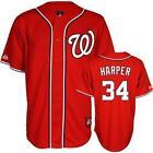 Washington Nationals Red Jersey
