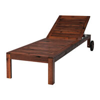 Ikea Lounger with Seat Cushion