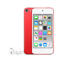 IPOD TOUCH 5 GEN 16GB RED