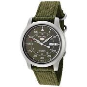 Mens Seiko 5 Watch