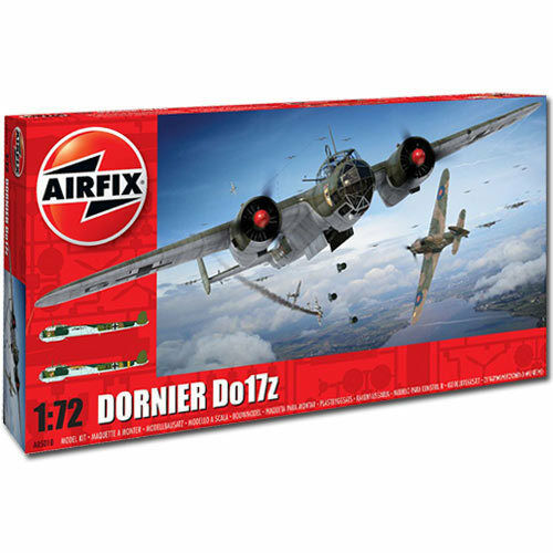 AIRFIX A05010 Dornier Do17z 1:72 Aircraft Model Kit