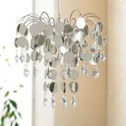 Silver Light Shade