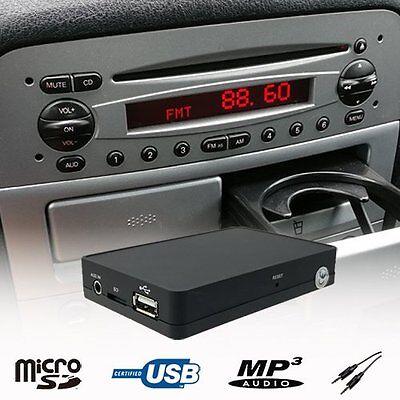 Car USB SD AUX MP3 Adapter Car Kit Alfa Romeo 147 156 159 Brera GT Spider Mito