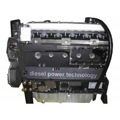 Perkins 1006tg2a Remanufactured Diesel Engine Extended Long Block Or 78 Engine