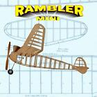 Model Airplane Plans Rubber