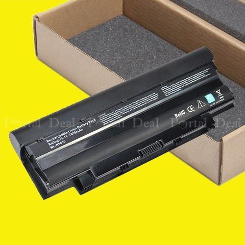 9cell Laptop Battery For Dell Vostro 3450 3550 3555 3750 ...