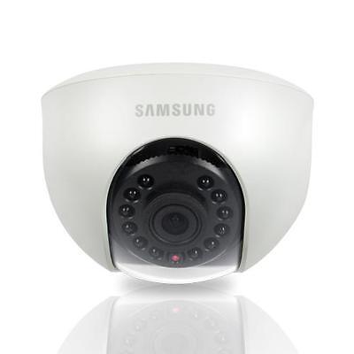 Weatherproof Color Night Vision - Samsung SED-1001R Night Vision Weatherproof Dome Camera, Digital Color 12V 1001
