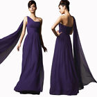 One Shoulder Ball Gowns for Women