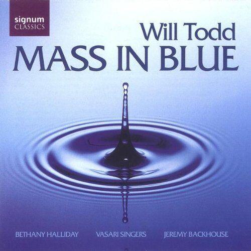 Vasari Singers - Todd  Mass in Blue [CD]