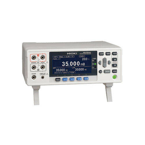 Hioki RM3544-01 DC Resistance Meter, Temp and RS-232C, USB