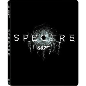 BLU-RAY! SPECTRE LIMITED EDITION STEELBOOK