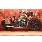 Indian Motorcycle Toy