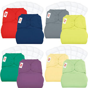 Flip Cloth Diapers Lifestyle Pack - Amazing Savings!