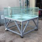 Glass Tank Fish Tank with Stand Aquariums