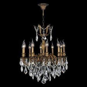 Antique Crystal Chandelier EBay - Vintage chandelier crystals for sale