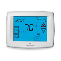 2 stage touchscreen thermostat