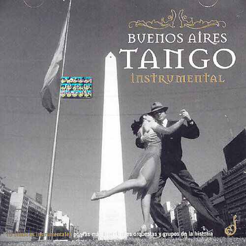 BUENOS AIRES TANGO INSTRUMENTAL - BUENOS AIRES TANGO INSTRUMENTAL NEW CD
